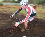 Team Clif Bar represented well, just a short drive from company headquarters. © Cyclocross Magazine