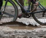 Real mud greeted Norcal racers at Coyote Point. © Tim Westmore
