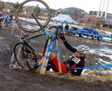 At least the bike stays mostly in-bounds ©Janet Hill
