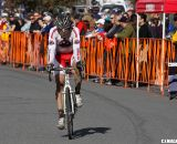 Chris Sheppard won the Elite men's race with a dominant ride. ©Pat Malach