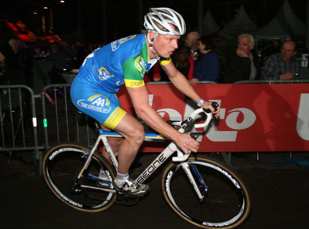 Thijs Al at the Cross Masters. ? Bart Hazen