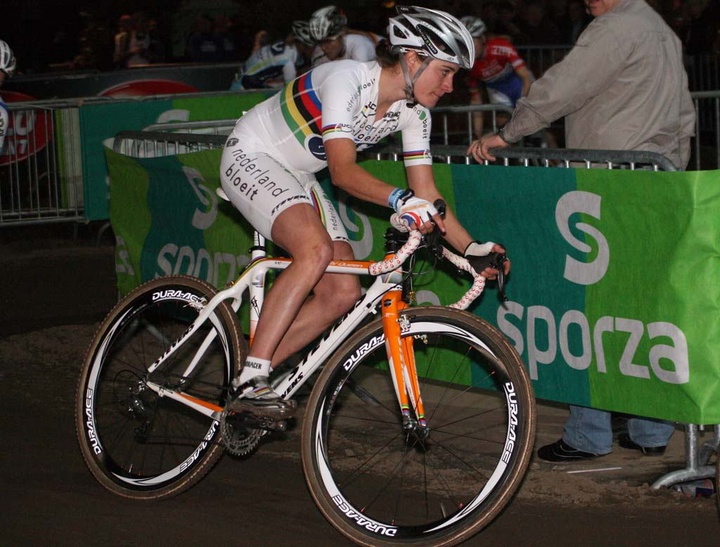 Vos would ride away with both victories. ? Bart Hazen