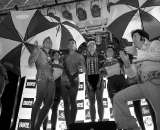In Vegas, the women's podium featured podium guys.  ? Joe Sales