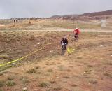 Riders navigate Cult Cross' dirt, rocks and grass ? Ryan Hamilton