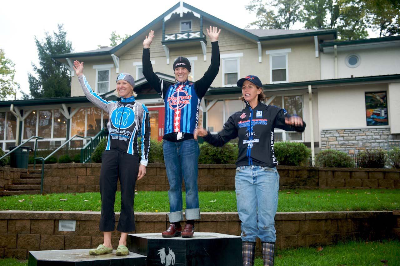 Compton, Butler, Winfield make up the women\'s podium. ? Mitch Clinton