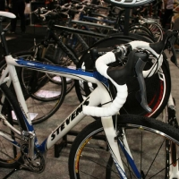 Stevens' Prestige cyclocross bike