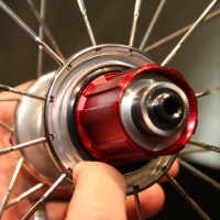 Zipp's new sealed hubs