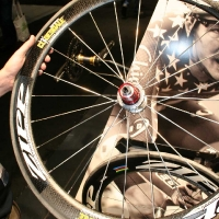 1304 gram 'cross tubular 404 models from Zipp