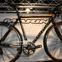 Marin's Cortina 'cross bike