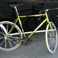 Travis Brown's Trek XO concept singlespeed