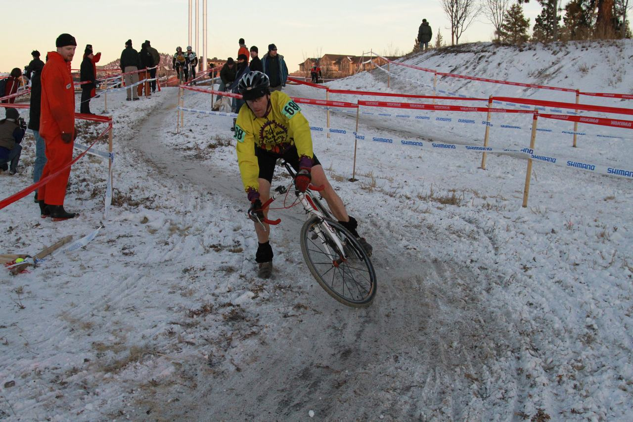 iCrashes, Day 1, Cyclocross National Championships. ? Janet Hill