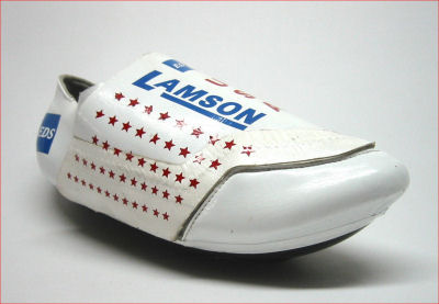 "Don Lamson's aero shoe design for ""Project 96."" Photo courtesy"