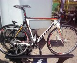 Stevens Carbon Cross Team, new paint for 2011, tapered steer tube, lots of bike build options © Ryan Hamilton