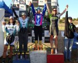 Elite Women's Podium © Amanda Schaper