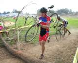 The comeback begins. Myrah at Surf City in 2007.  ? Cyclocross Magazine