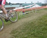 Riders weren't as muddy on Sunday. © Cyclocross Magazine