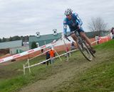 Richey powered through to take fourth. © Cyclocross Magazine