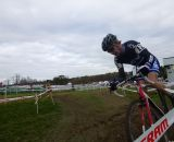 Sixth place chasing. © Cyclocross Magazine