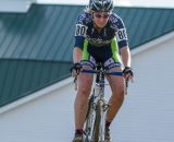 Kate Lysakowski (Cycle Lodge) gained spots throughout the race to finsih fifth © Todd Prekaski