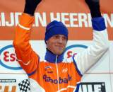 Boom adds another title to his palmares. ? Bart Hazen