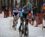 Ben Boets in the Elite Junior World Championships of Cyclocross 2013 © Meg McMahon