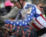 Tobin Ortenblad in the Elite U23 World Championships of Cyclocross 2013 © Meg McMahon