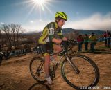 CXM's Molly Hurford at Elite Women 2014 USA Cyclocross Nationals. © Steve Anderson