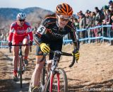 Crystal Anthony at Elite Women 2014 USA Cyclocross Nationals. © Steve Anderson