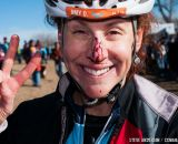 Post-race Elite Women 2014 USA Cyclocross Nationals. © Steve Anderson