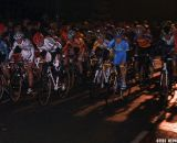 Women's start at Nacht Van Woerden. © Gregg Germer