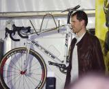 Vervecken has hung up the bike for the final time. ? Jonas Bruffaerts