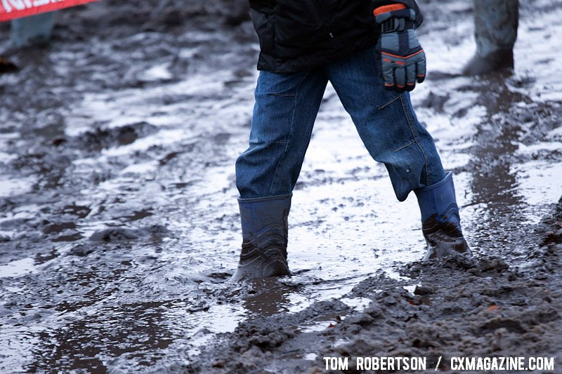 True Belgian mud. © Tom Robertson