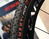 The Clement PDX mud tubulars now give riders of the popular clincher tire a race day tubular option. © Gregg Germer