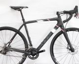 The Felt 2014 F2x carbon cyclocross bike is their highest-end model this year. © Cyclocross Magazine