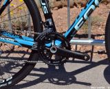SRAM Rival groupset and S700 hydraulic discs on the Focus CX 3.0 Mares at Interbike 2013. © Cyclocross Magazine