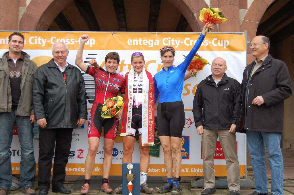 Podium in Lorsch