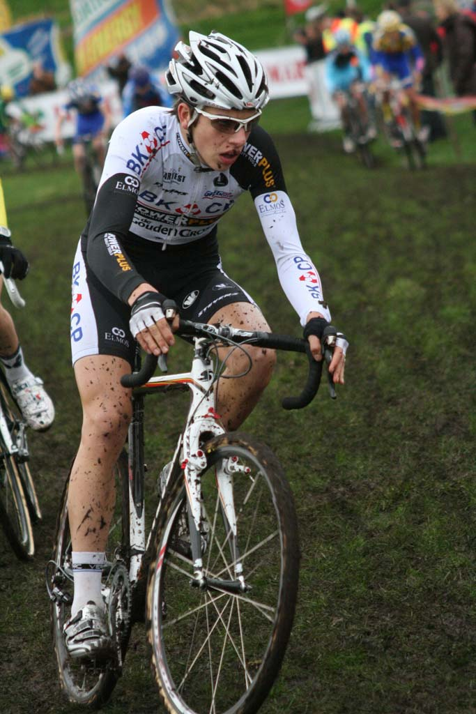 Danny Van Poppel finished fifth in Gieten. ? Bart Hazen
