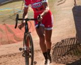 Meredith Miller (California Giant/Specialized) on the run up. © Kevin White