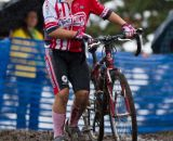 Cub Junior Kaia Schmid in the mud © Todd Prekaski