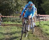 Chainel on his way to the win in Contern. © Bart Hazen
