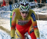 Tijmen Eising was the top U23.  ? Bart Hazen