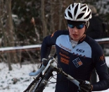 Dombroski racing the elites as a U23.  ? Bart Hazen