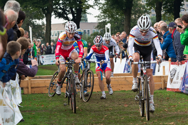 Den Bosch, Netherlands - GP van Brabant - 12th October 2013 -