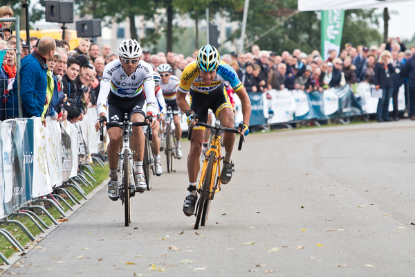 Den Bosch, Netherlands - GP van Brabant - 12th October 2013 - Tom Meeusen