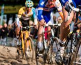 Den Bosch,  The Netherlands - Cyclo-cross Grote Prijs van Brabant - 12th October 2013
