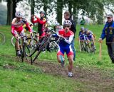 Den Bosch, Netherlands - GP van Brabant - 12th October 2013 - Lars van der Haar