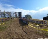 Some ran, some rode the hill. © Cyclocross Magazine