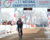 Llamas takes the win in the Men's 60-64, 65-69, 70+ Nationals races in Boulder, Colorado. © Steve Anderson