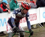 Trujillo in the top 10. GP Sven Nys 2009, Baal, GVA Trofee cyclocross series. © Bart Hazen