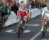 The big three Nys, Pauwels and Stybar. © Bart Hazen